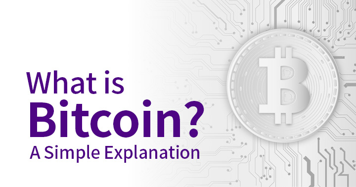 What is Bitcoin? A Simple, Layman's Explanation